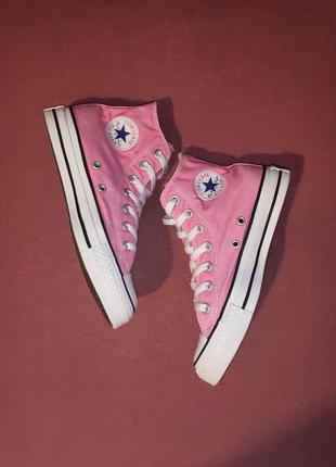 Классические кеды converse chuck taylor all star hi