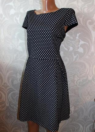 Платье в сердечках f&f
