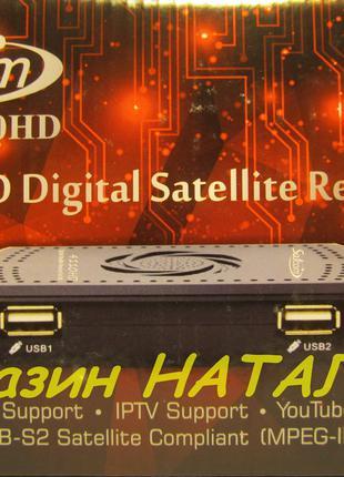 Цифровой спутниковый тюнер Satcom4110