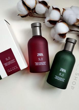 Zara 9.0 8.0 мужские духи парфюмерия туалетная вода оригинал и...