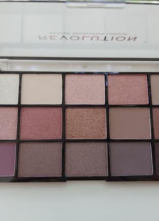 Оригинал. палетка палитра makeup revolution
