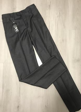Серые мужские брюки format  057 (40)