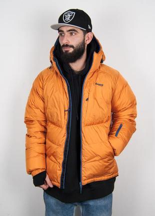 Bergans sauda down, пуховик, горнолыжная пуховая куртка зимняя