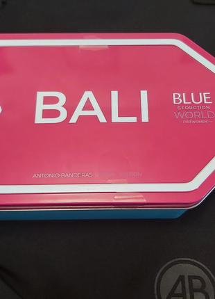 Оригинал. туалетная вода antonio banderas bali blue sedaction ...