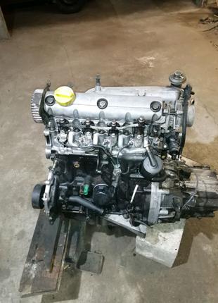 Двигатель Renault Laguna 1