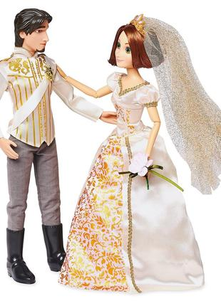 Рапунцель и Юджин, набор кукол Disney