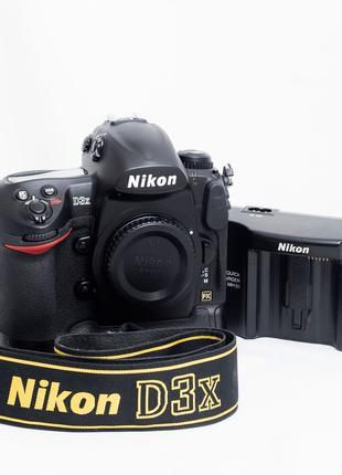 Дзеркальний фотоапарат Nikon D3x