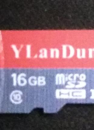 16 Gb SD карта памяти | флешка 32 | class 10