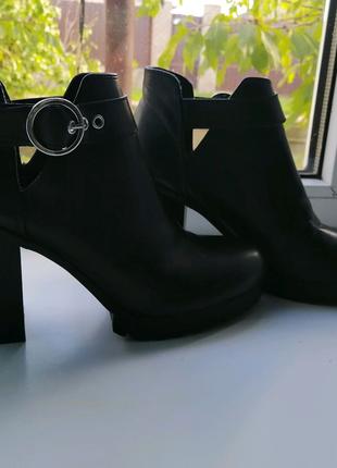 Сапожки полусапожки ботинки ботильены