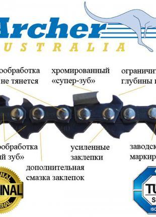 Комплект шина + цепь для бензопилы модели 4500, 5200, oleo-mac 94
