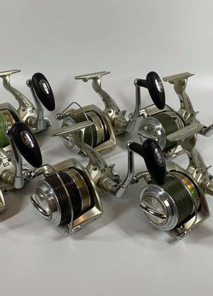 Карповые катушки Tica Scepter GE6000 и GE 5000