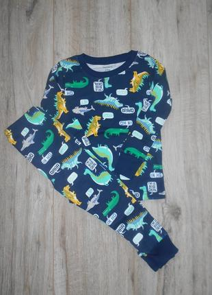 Пижама х/б carters