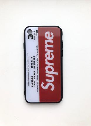 Чехол для айфона Supreme 7/8, iPhone case