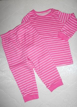 (12-18м) пижамы george