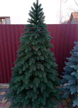 Литая елка Премиум 150 см, Новогодняя, искуственная, ялинка