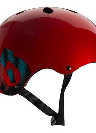 Шлем 661 Dirt Lid Plus красный