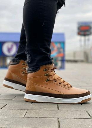Кеды ботинки мужские