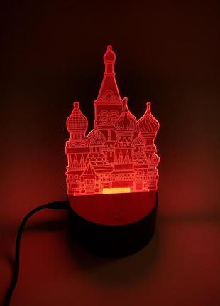 Новый неоновый зд ночник, светодиодная настольная лампа