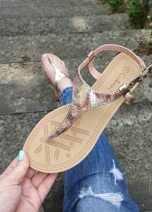 Распродажа! босоножки сандали на танкетке