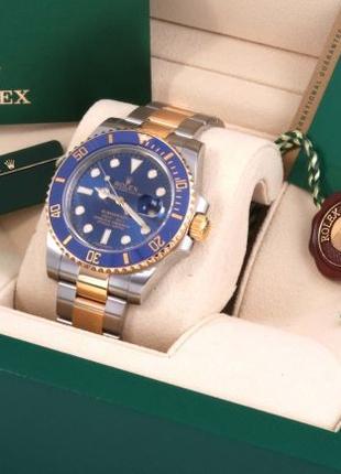НОВИНКА ! Часы Rolex Submariner (AAA+) Полная Комплектация + Д...