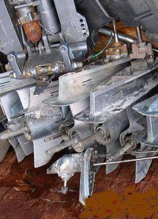 Лодочные моторы разборка.