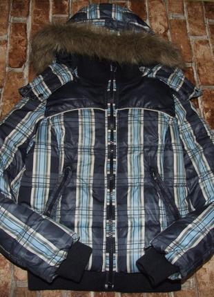 Куртка зимняя 14 лет only
