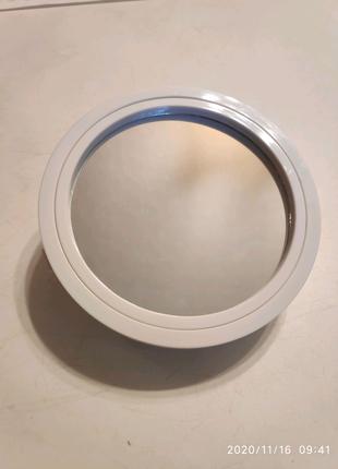 Зеркало с подсветкой и креплением