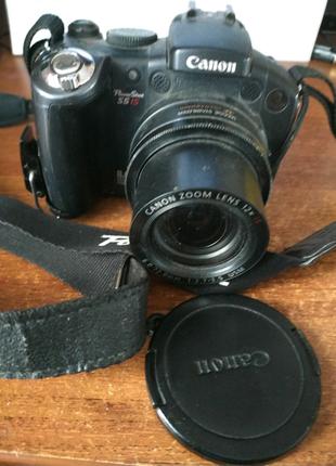 Canon PowerShot S5 IS на запчасти