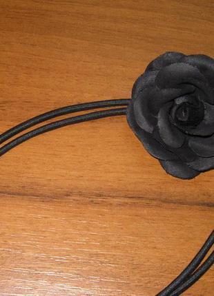 Повязка с розой на голову от h&m