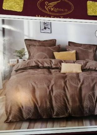 Хорошее качество постельное белье полуторный комплект