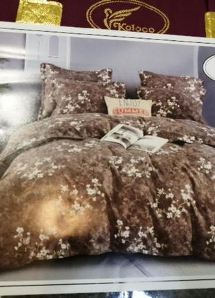 Хорошее качество постельное белье полуторный комплект, в налич...