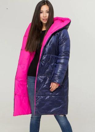 Зимние куртки женские пальто