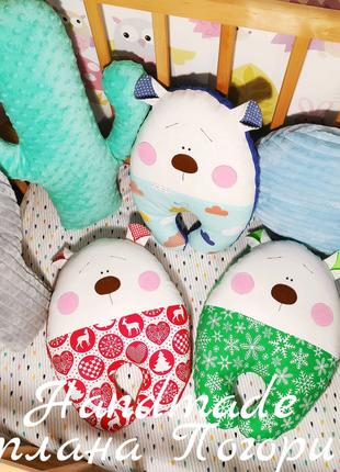 Новогодний декор,подушечки игрушки. Новогодние игрушки подарки