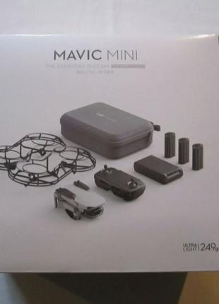 DJI Mavic Mini Fly More Combo - Drone with 2.7K Camera new FCC...