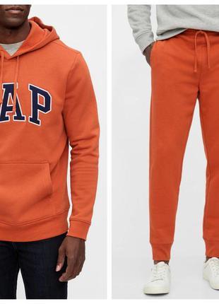 Мужской спортивный костюм gap толстовка и джоггеры штаны