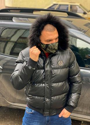 Мужская куртка PHILIPP PLEIN зима