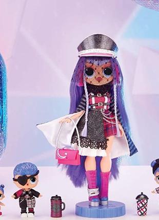 LOL OMG Большой Сюрприз ОРИГИНАЛ Куклы Winter Disco Bigger Sur...