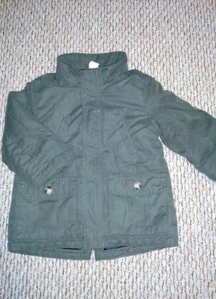 Куртка деми на 1-2 года