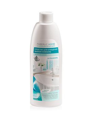 Средство для очищения ванной комнаты эффект белизны фаберлик 3022