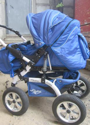 детская коляска Сталкер Экстра