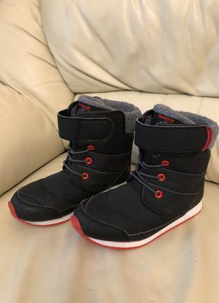 Зимние ботинки Reebok р.36,5