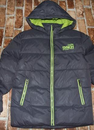 Куртка зима еврозима 13 лет мальчику 158 см