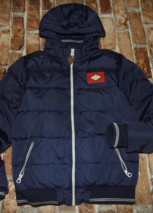 Куртка зимняя пуховик 12 лет scoot shrunk