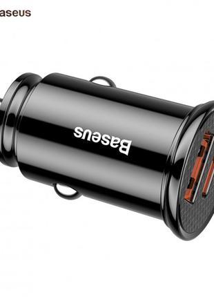 Автомобильное быстрое зарядное устройство Baseus BSC-C15K