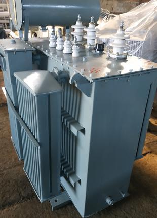 Трансформаторы ТМ 100,ТМ 160, ТМ 250, ТМ 400 напряжение 6,10 кв.