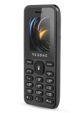 Мобильный телефон Rezone A170 Point Black 253259