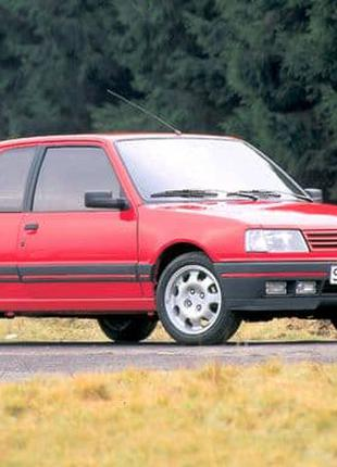 Peugeot 309 gti на запчасти 1986год 1.9 бензин