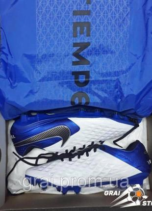 Бутсы Nike Tiempo Legend VIII Elite FG AT5293-104