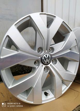 Диски литые оригинал Volkswagen Passat VW Jetta Golf Skoda R16