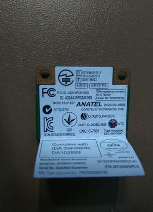 Модуль Wi-fi ноутбук Lenovo BCM94313HMG2L
